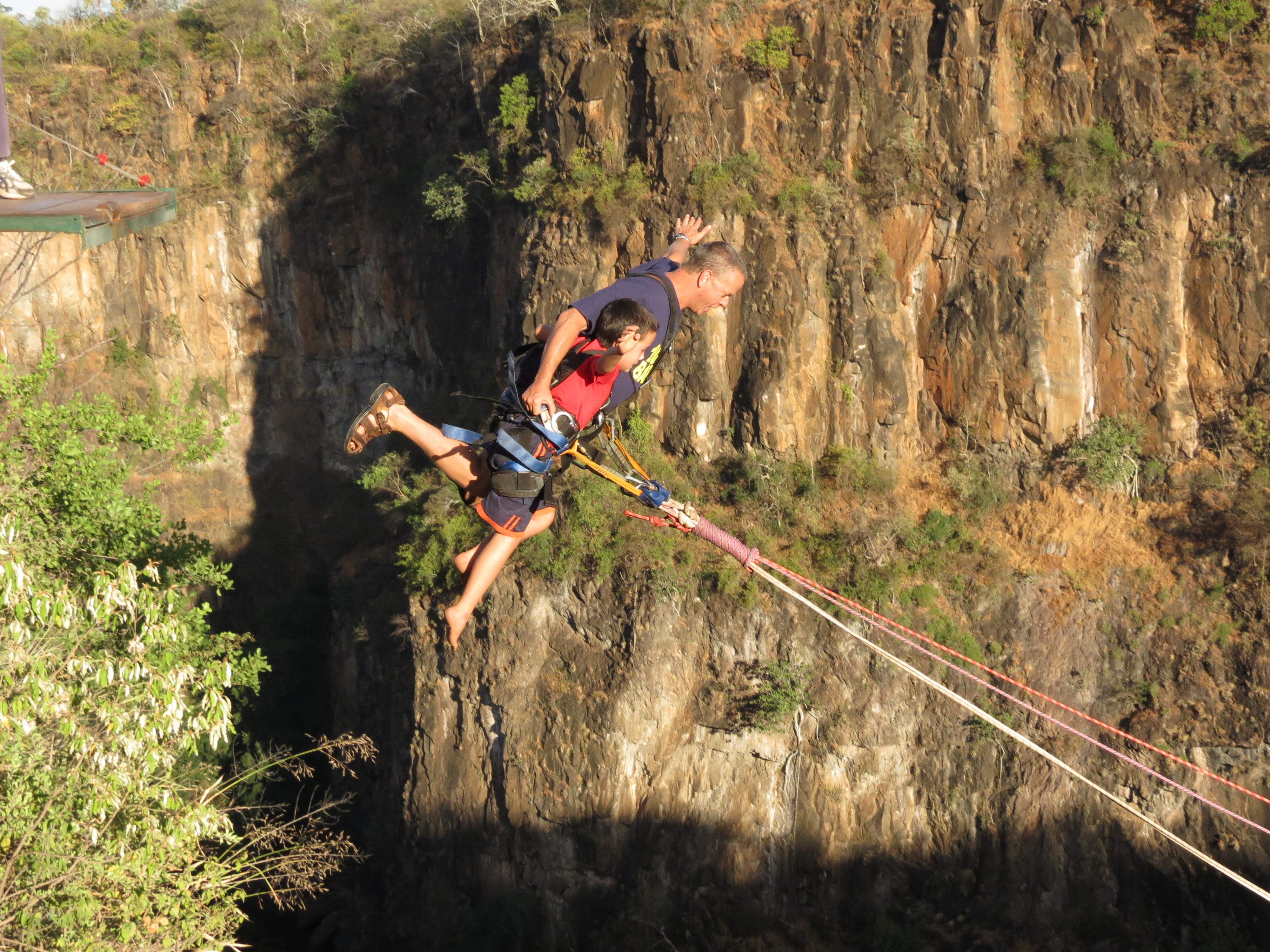 Wild Horizons Gorge Swing
