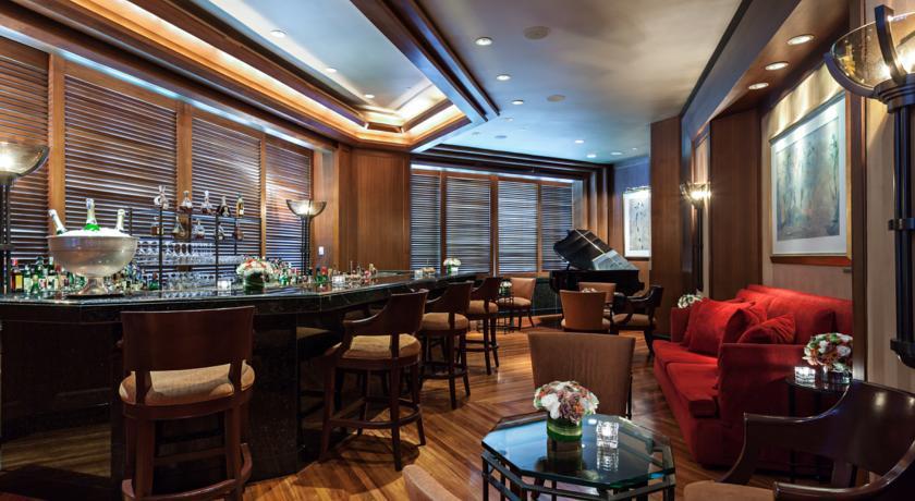 Peninsula Bangkok Meeting Room