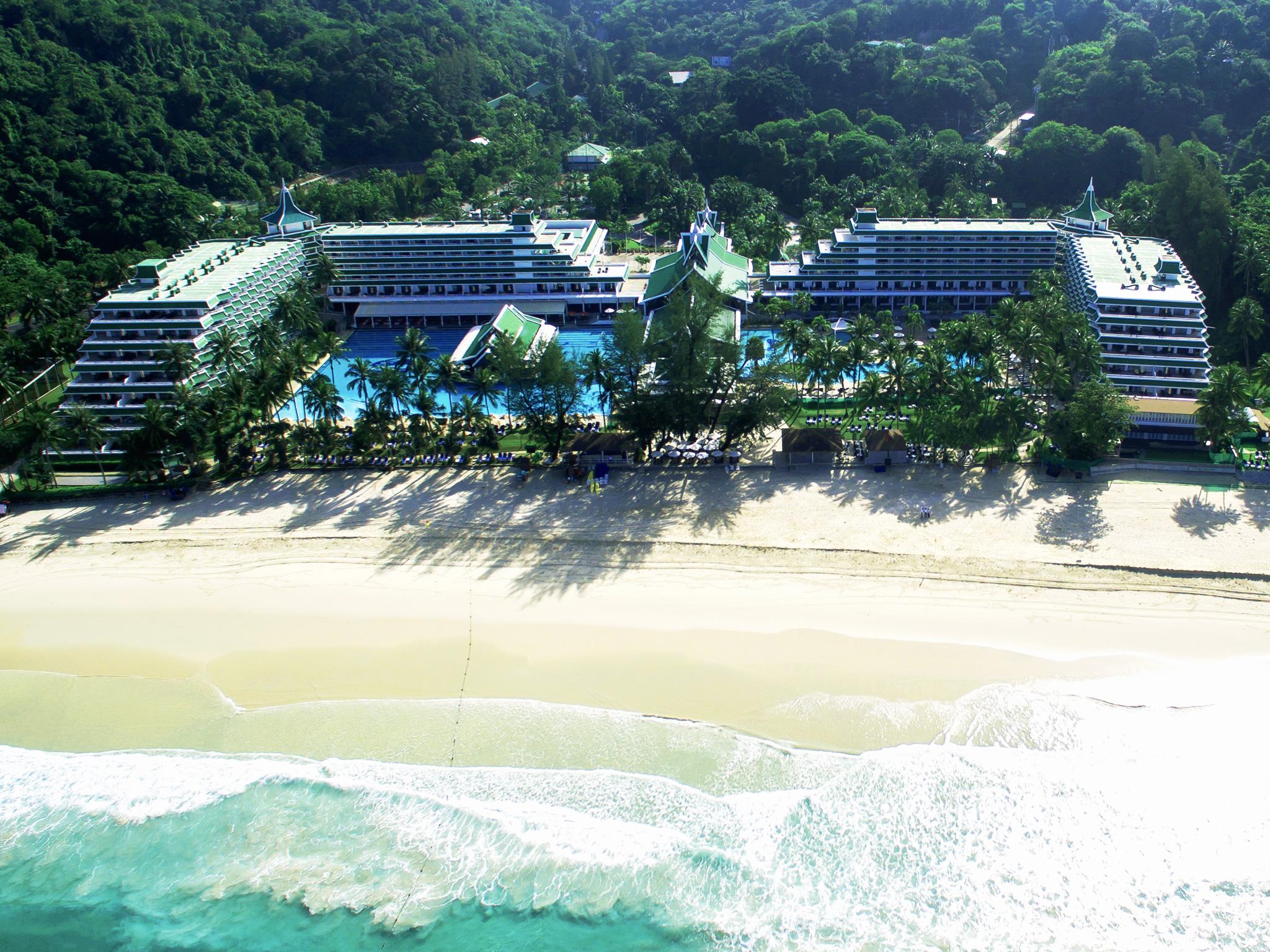 le meridien phuket resort