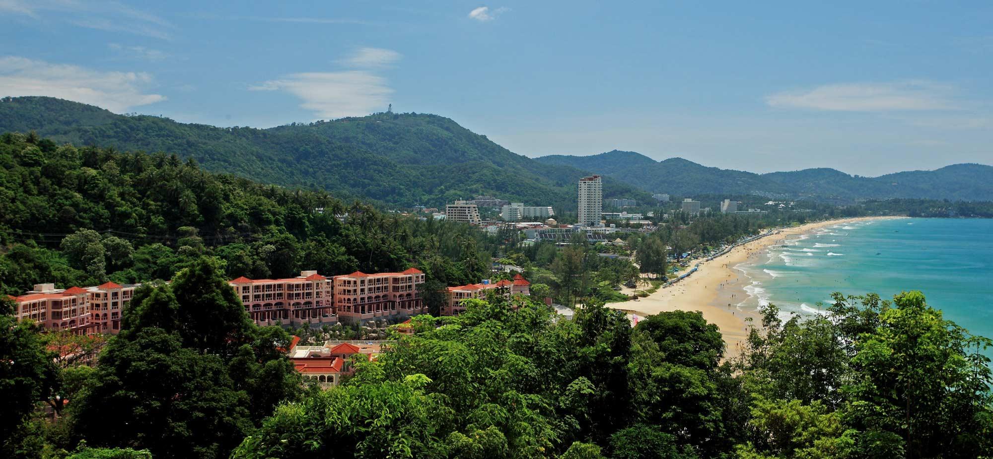 Centara Grand Beach Resort Phuket Contact Details