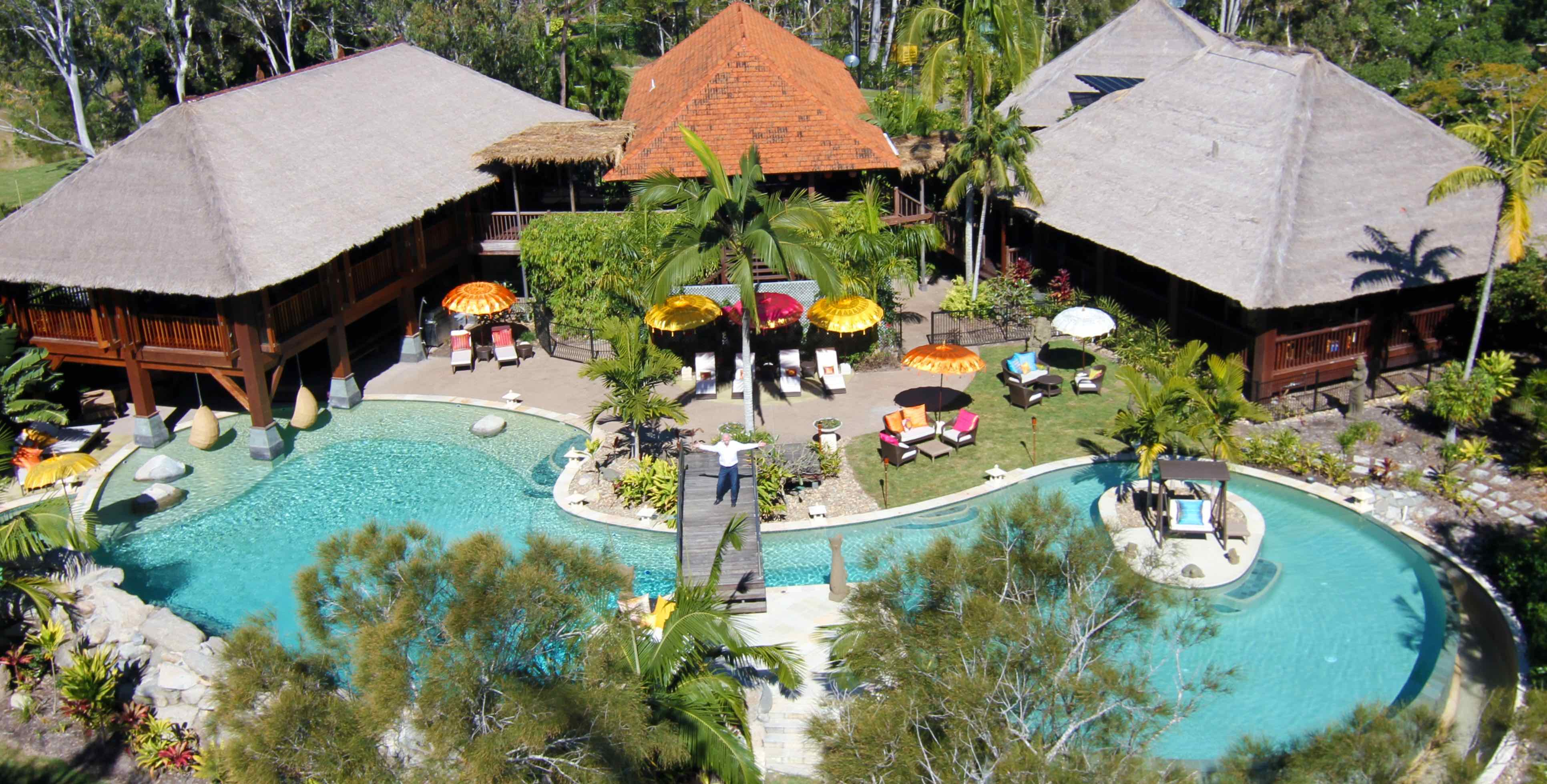 Makepeace Island Resort