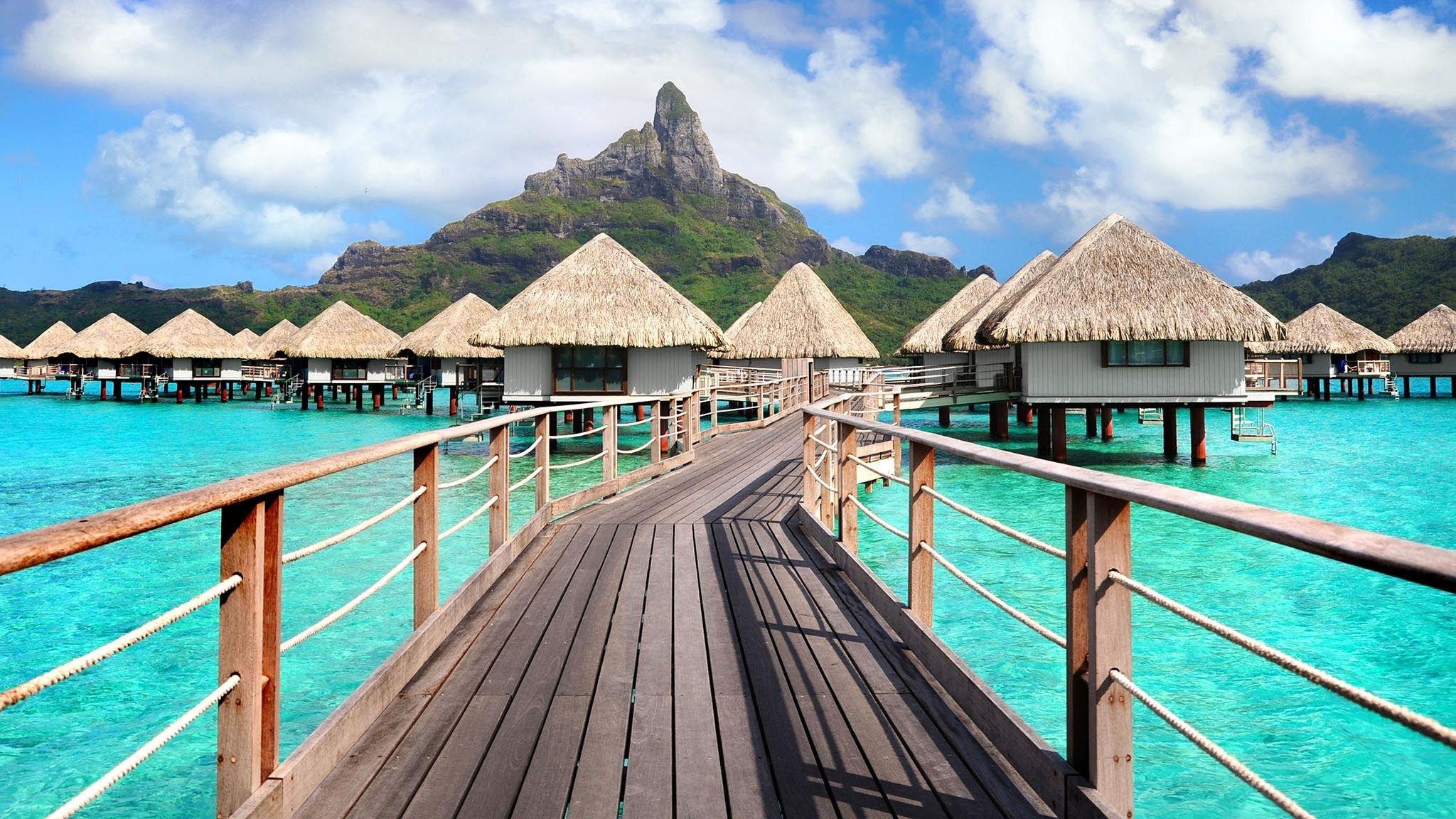 Beautiful Home Design Le Meridien Bora Bora