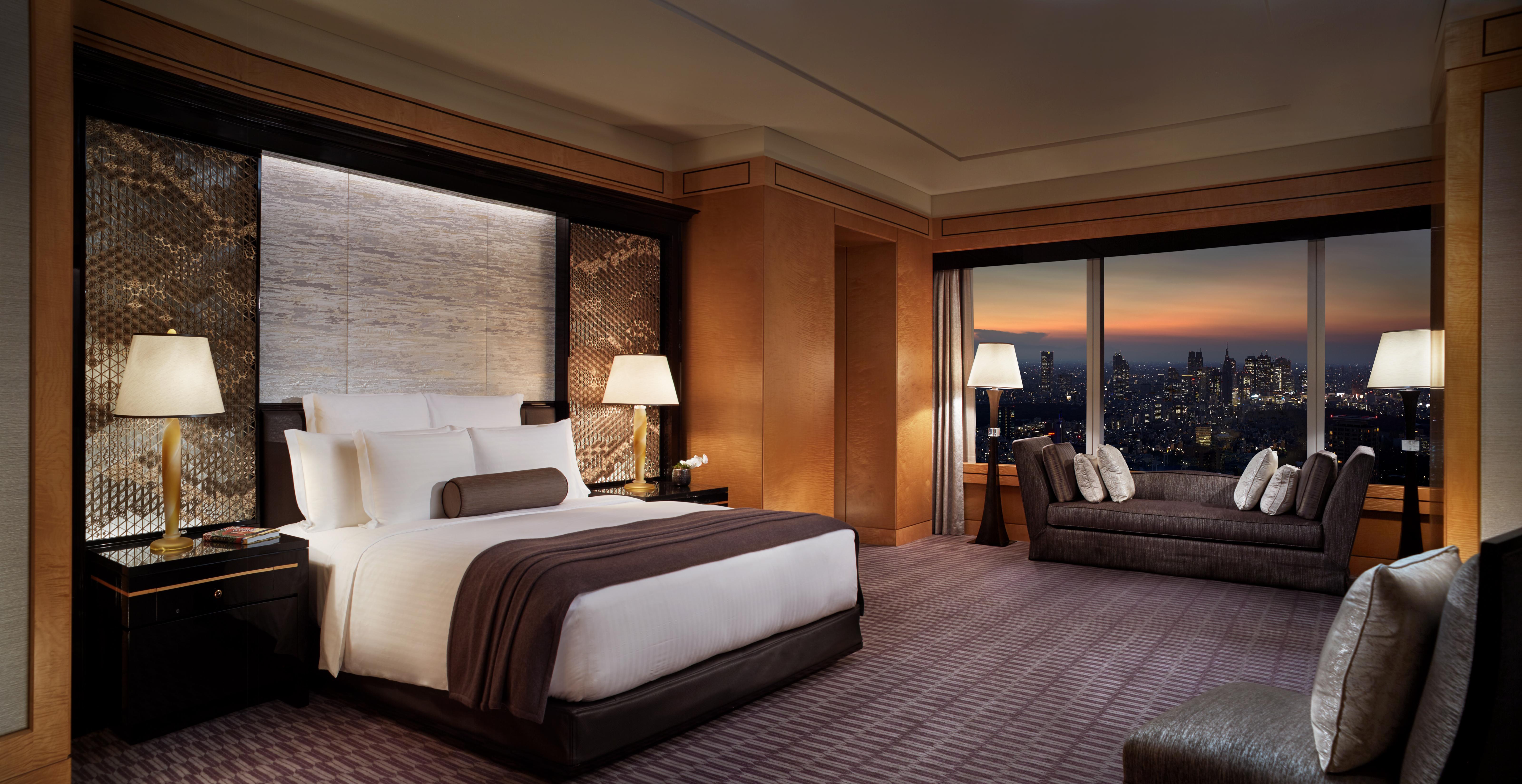 Rooms: The Ritz-Carlton Tokyo