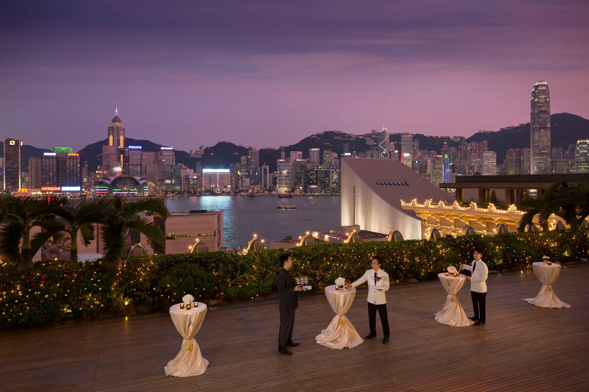 The Peninsula Hotel Hong Kong Spa