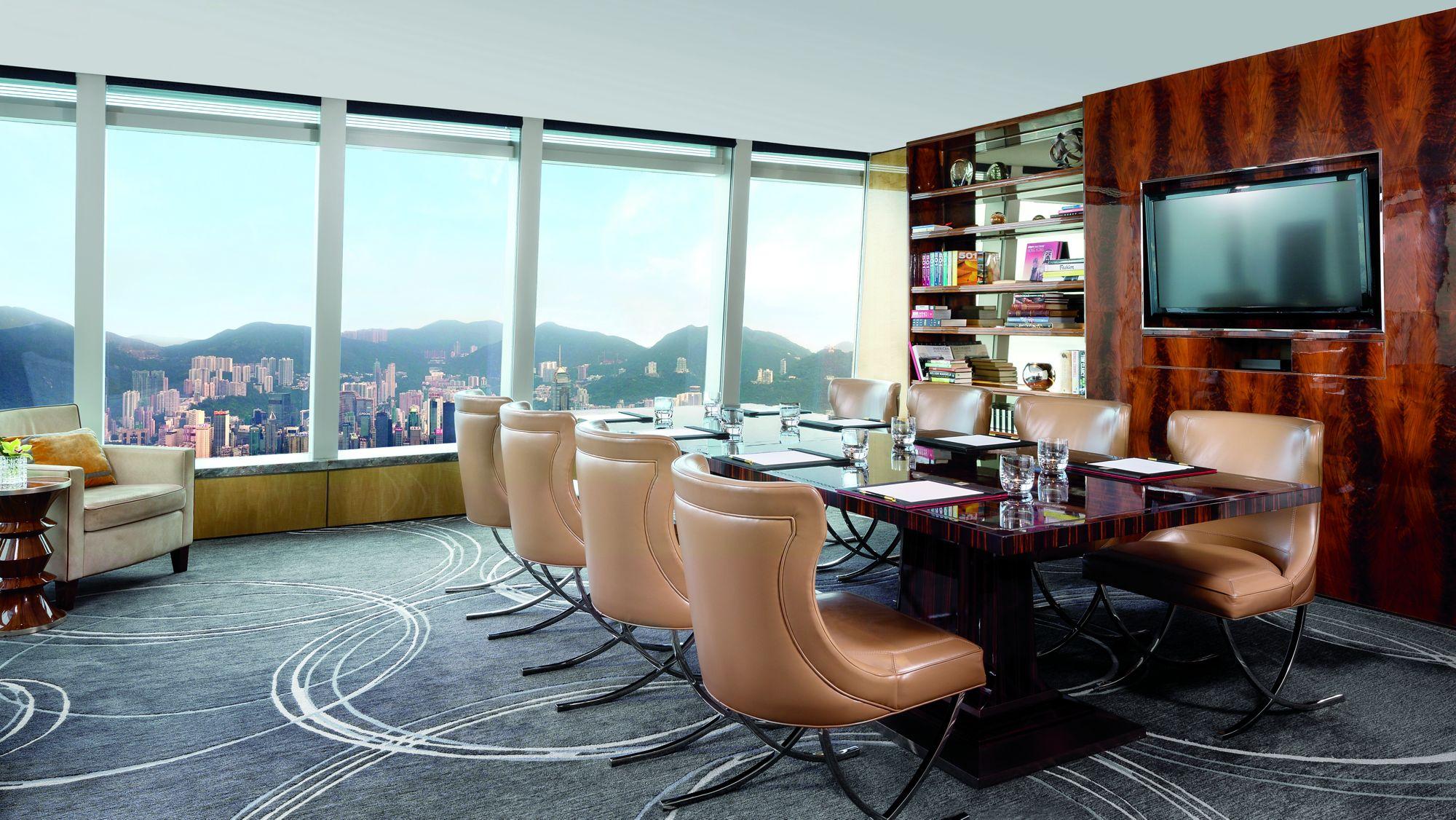 The Ritz-Carlton Hong Kong - Restaurants
