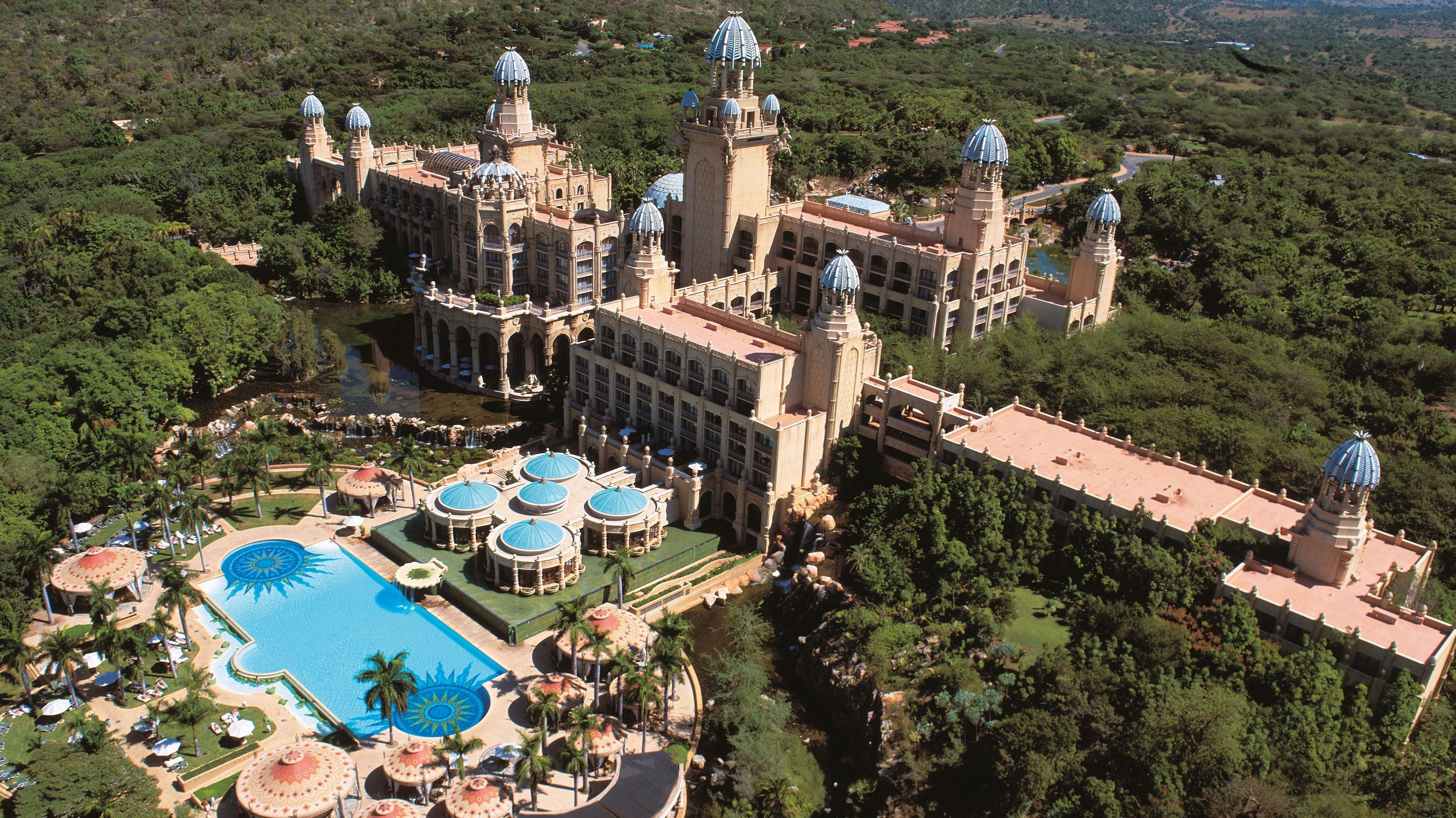 The Palace Of The Lost City >> The Palace Of The Lost City