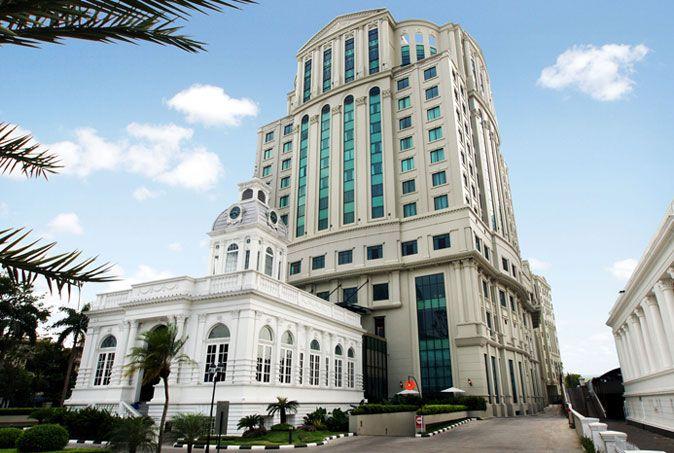 Hotel A Residence Medan Babymobility Store