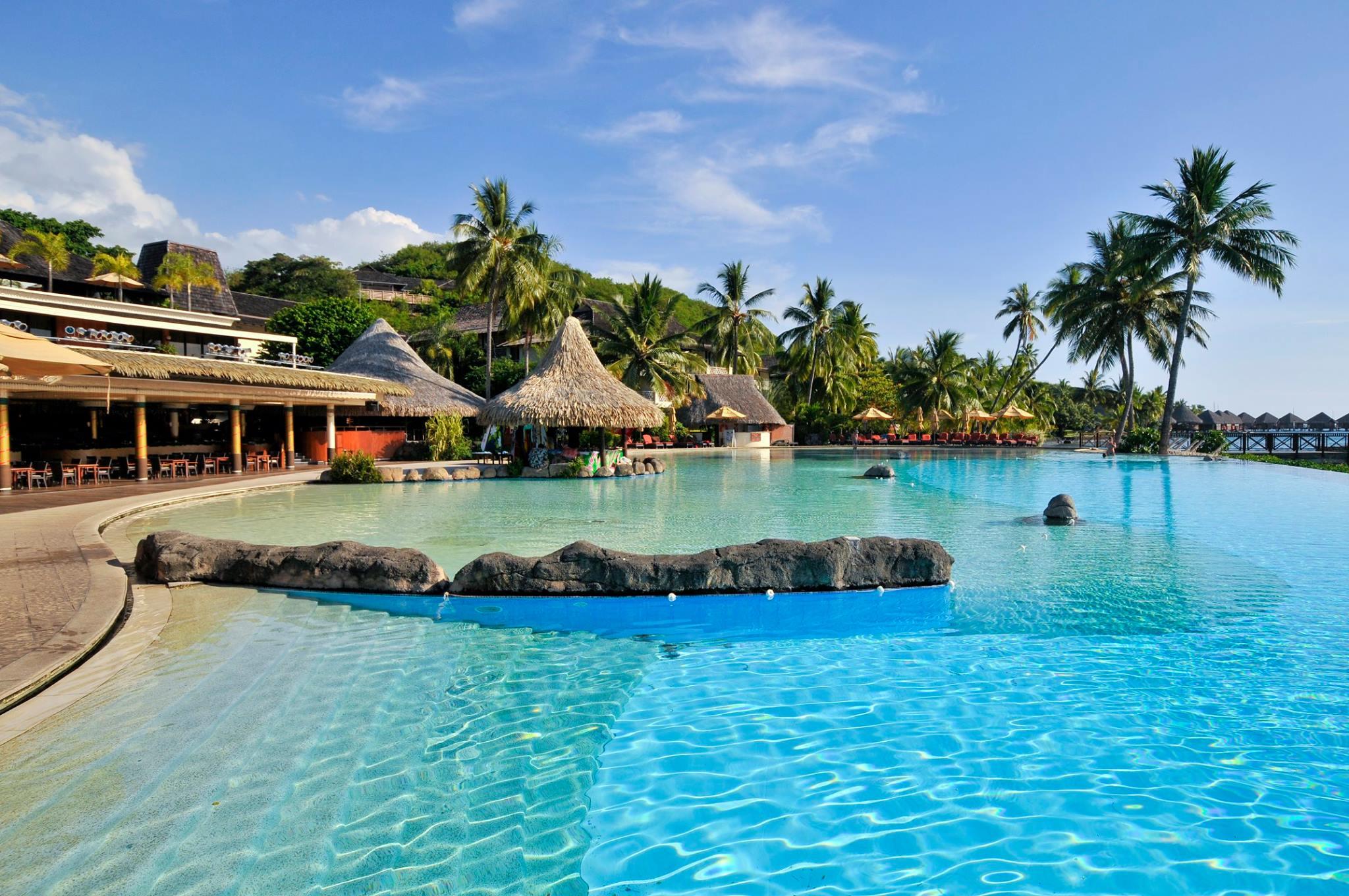 Intercontinental Resort And Spa Papeete Tahiti