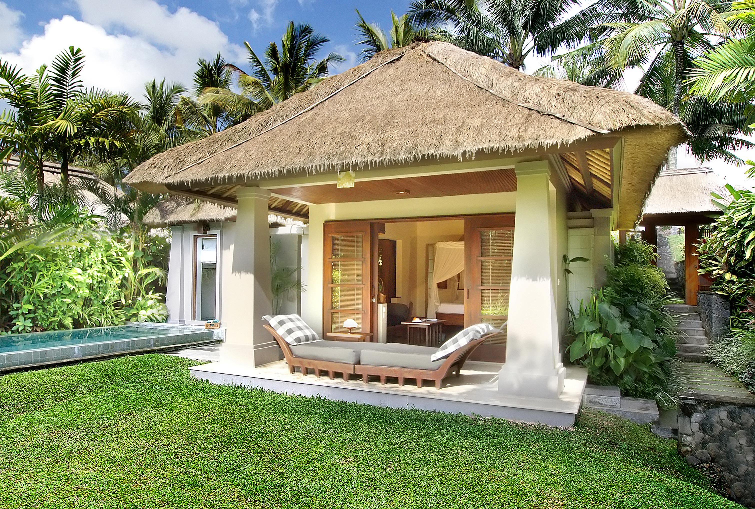 Maya ubud resort spa for Garden pool villa ubud village resort
