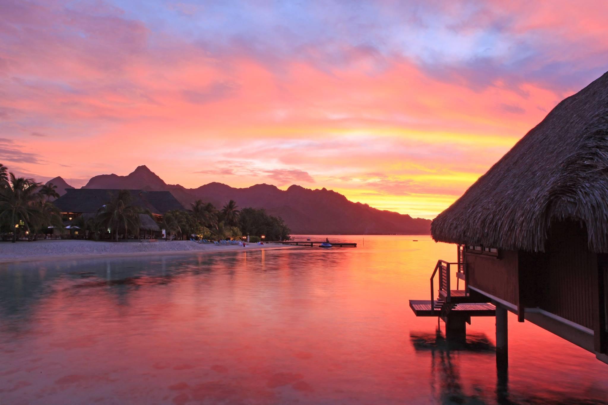 Hilton Moorea Lagoon Resort Amp Spa