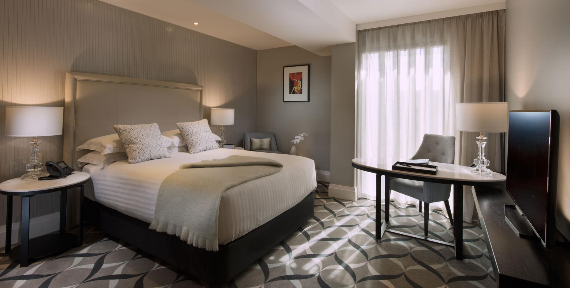 Mayfair Hotel Room
