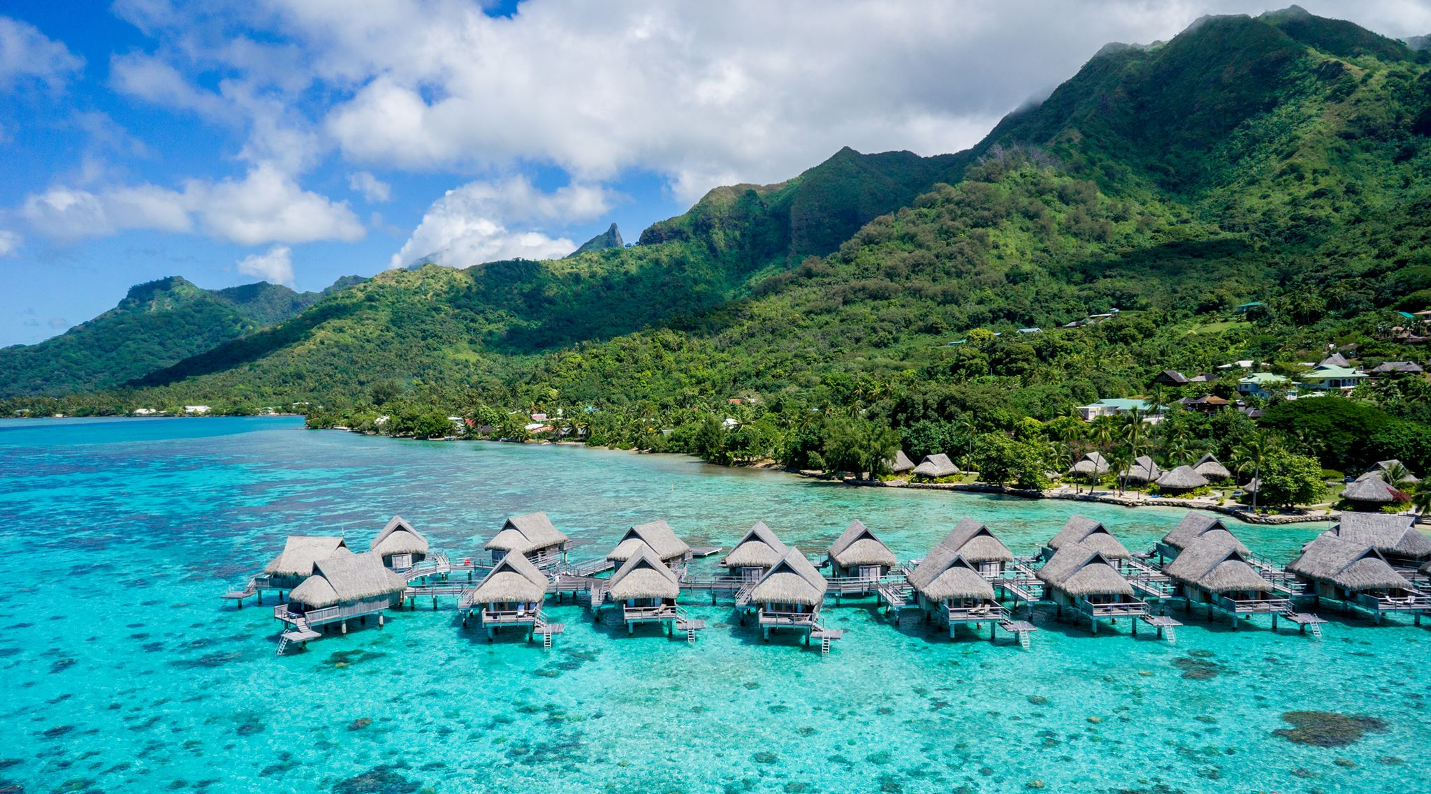 Sofitel Moorea Ia Ora Beach Resort Rooms