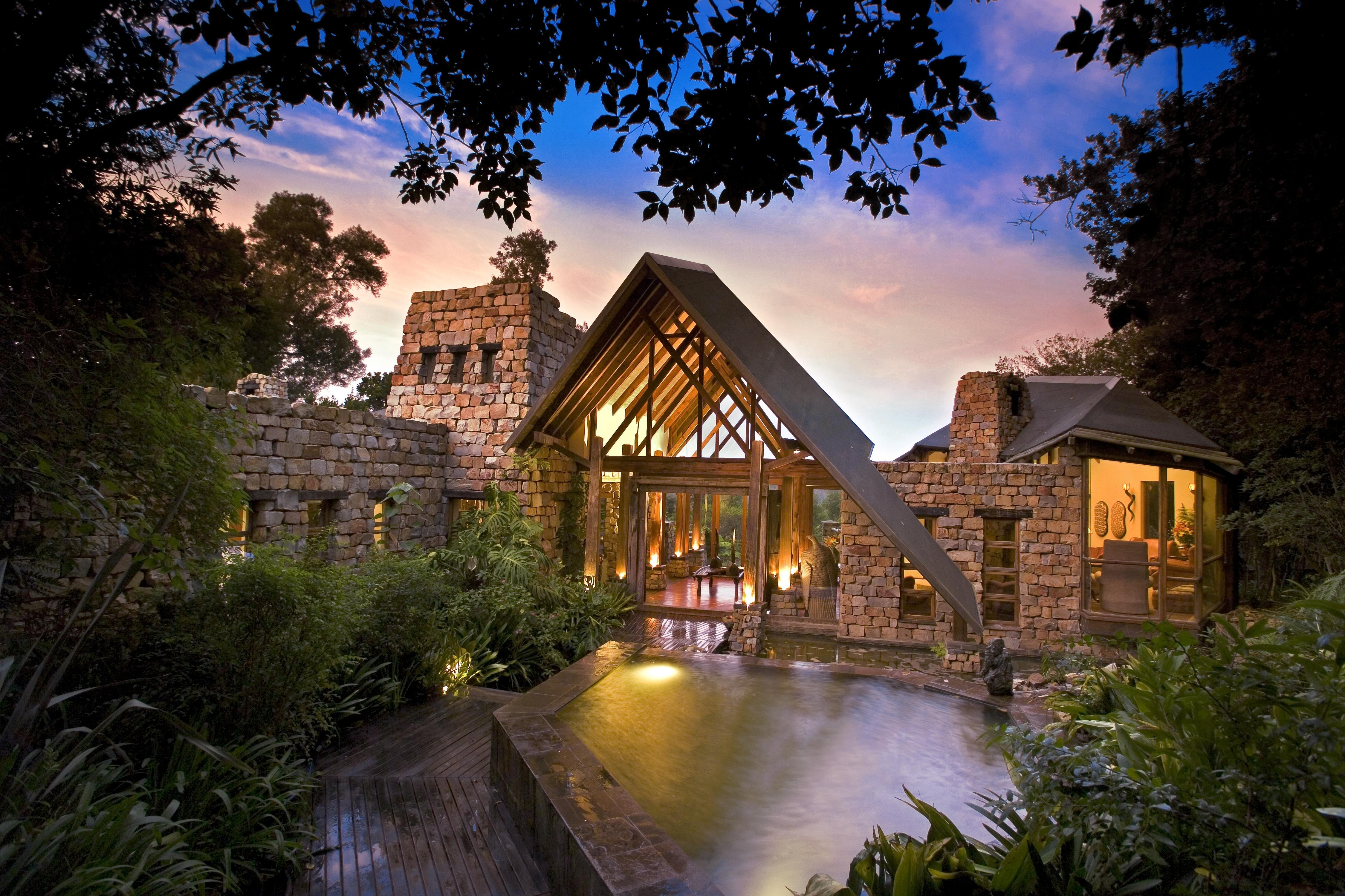 Tsala Treetop Lodge Photos