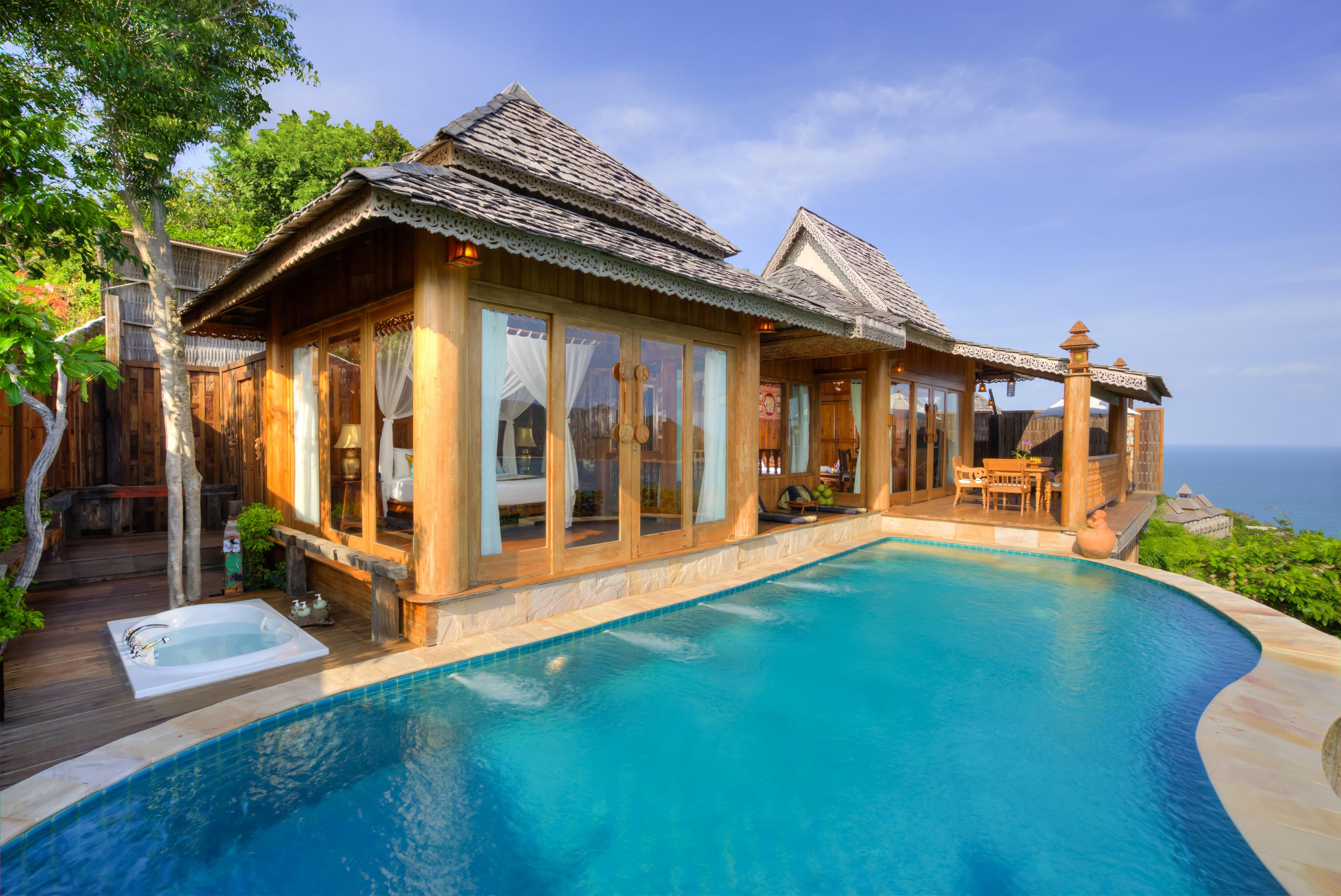 Santhiya Koh Phangan Resort Amp Spa Rooms