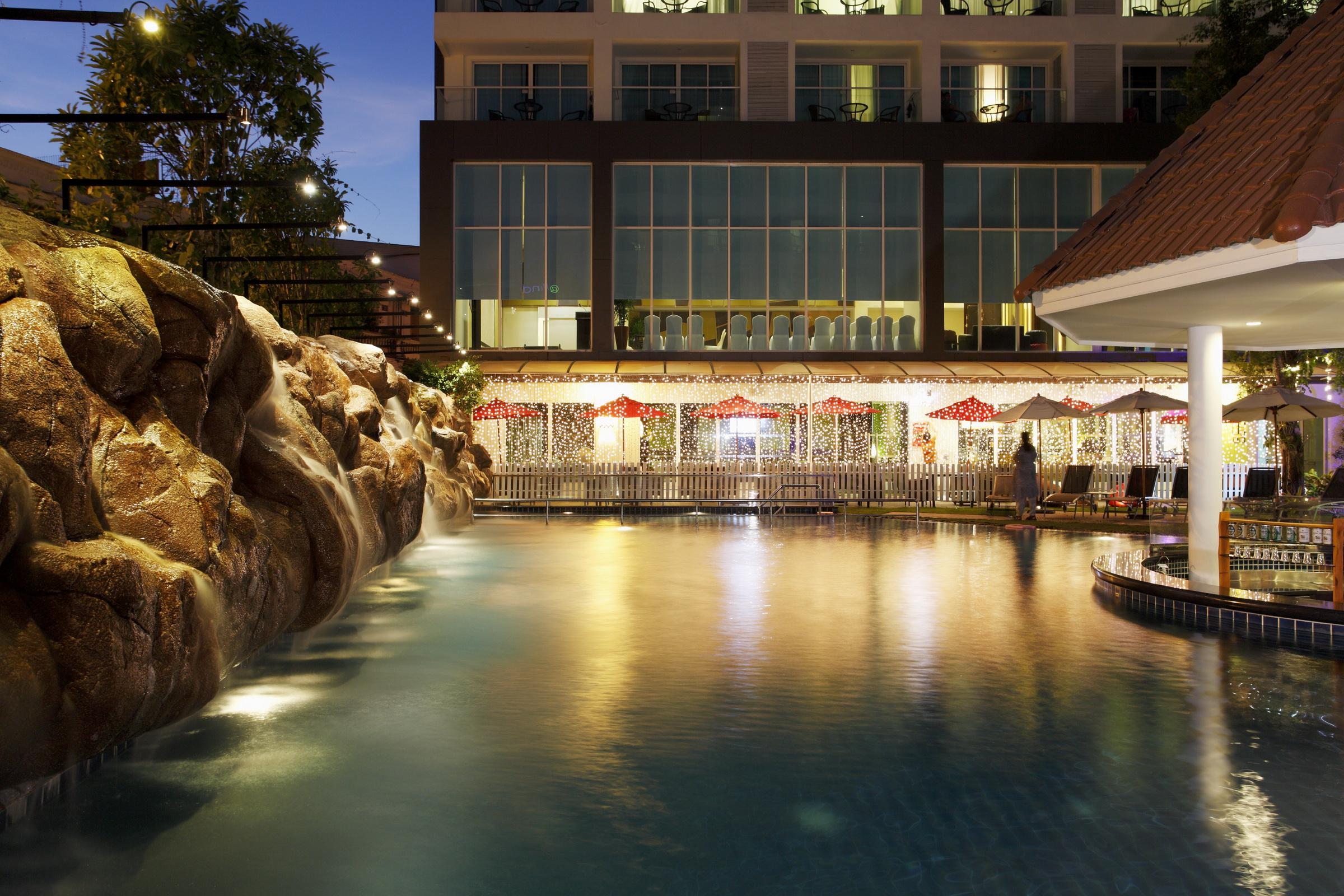 Centara Pattaya Hotel Rooms