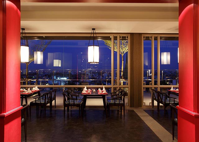Prime hotel central station bangkok for Authentic chinese cuisine for the contemporary kitchen