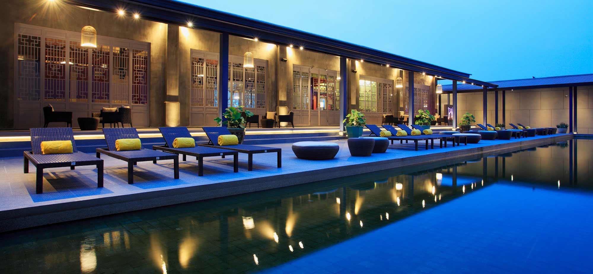Prime hotel central station bangkok for Hotel bangkok