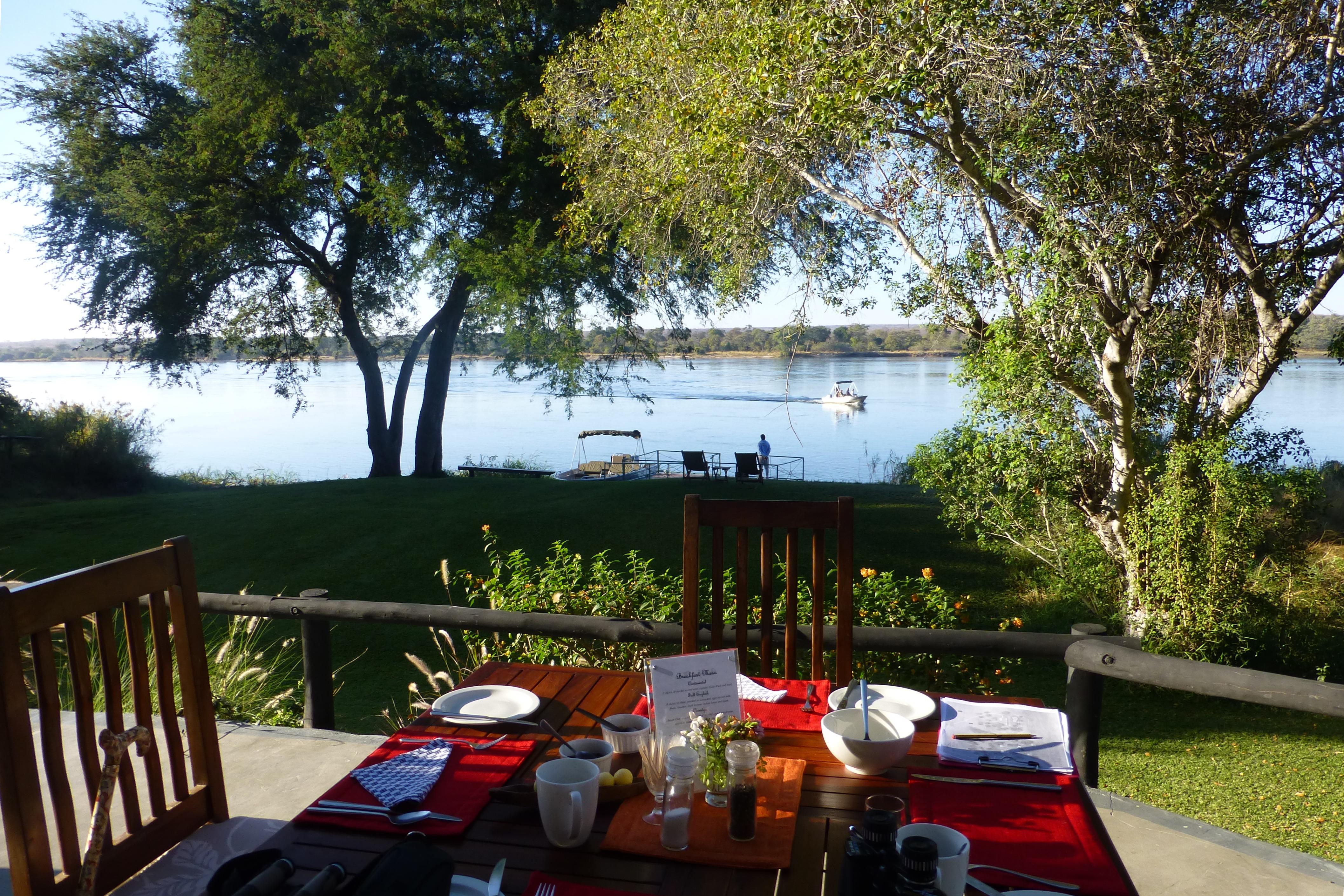 Waterberry zambezi lodge for The terrace brunch